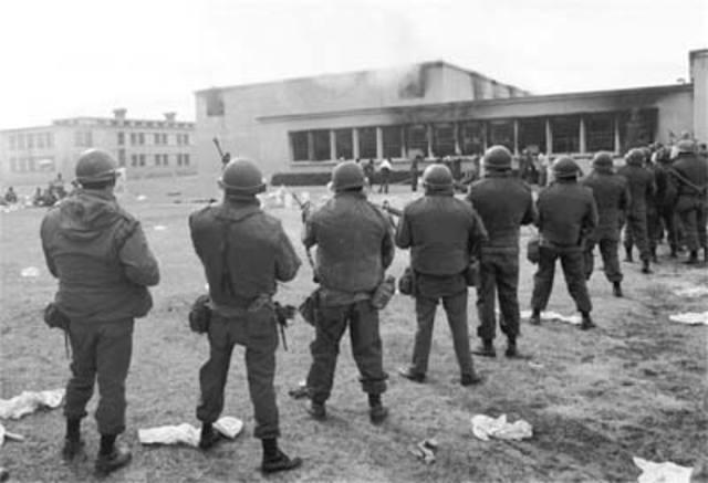 N. M. penitentiary riot