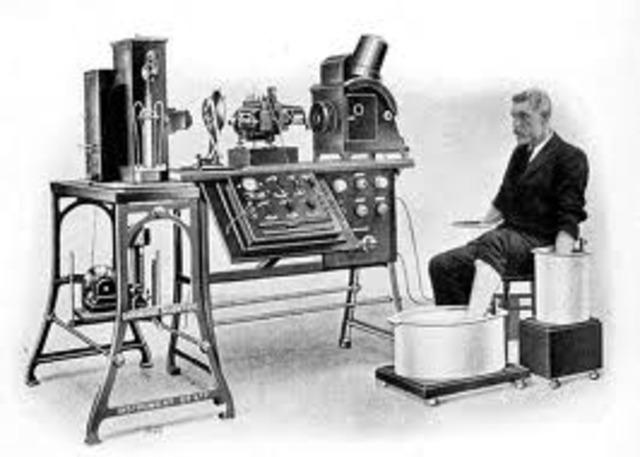 El electrocardiógrafo