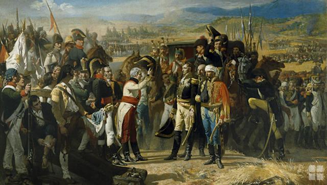 Primera derrota dels francesos