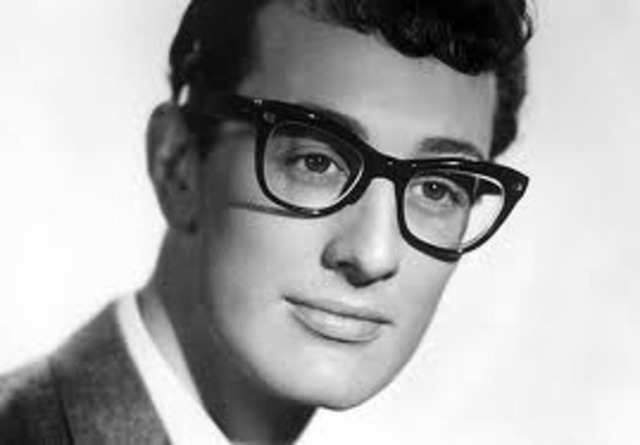 Buddy Holly records Peggy Sue