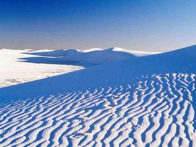 white sands harbor