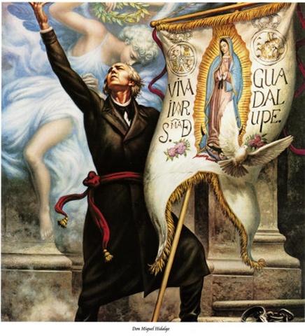 Revelión de Miguel Hidalgo