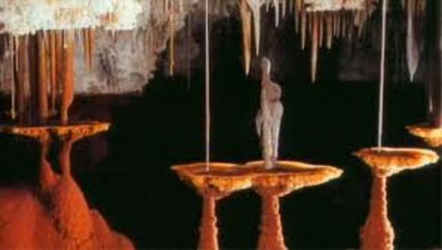 Lechugilla Cave