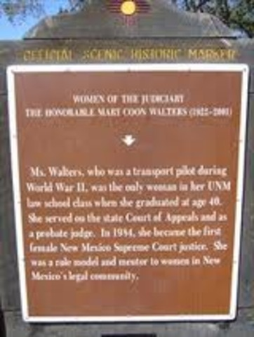 Mary Coon Walters