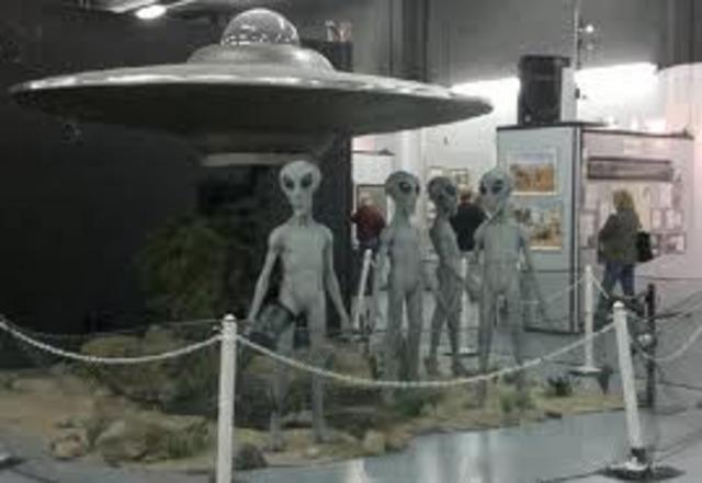 The International UFO