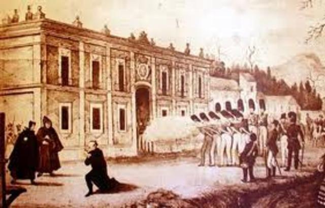La Muerte De Morelos