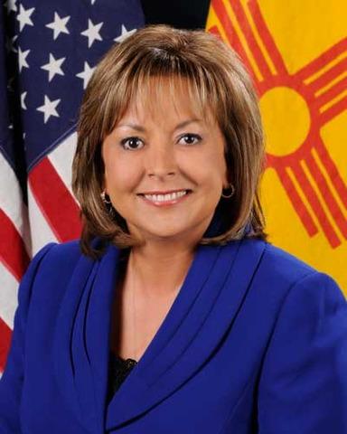 Susana Martinez is elected