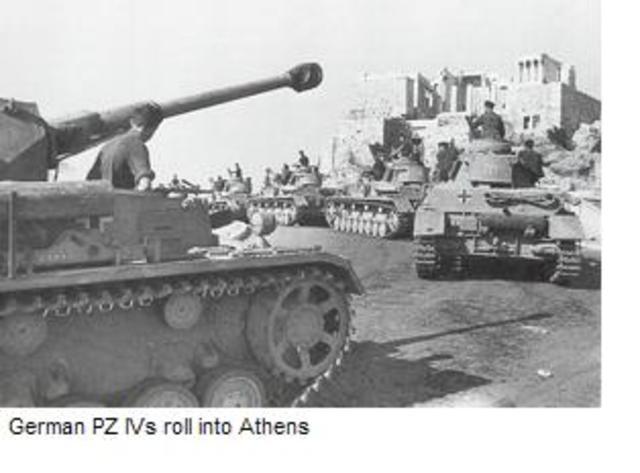 Italy Invades Albania