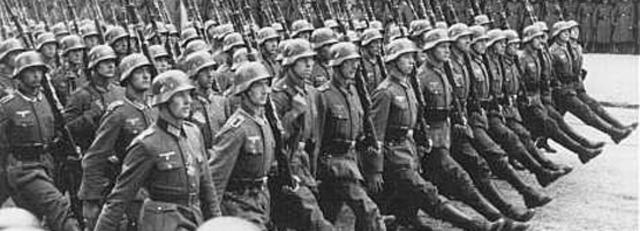 WW2 begins in Europe