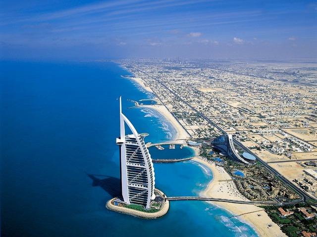 WENT TO DUBAI