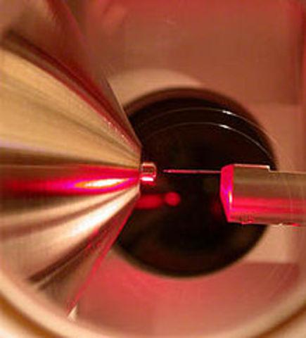 El espectrómetro de masas