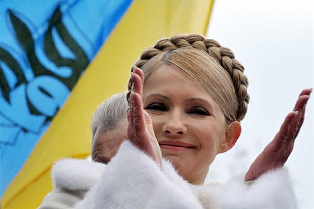 Друге пришестя Тимошенко