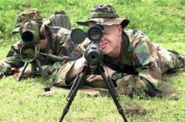 Washington Sniper Attack