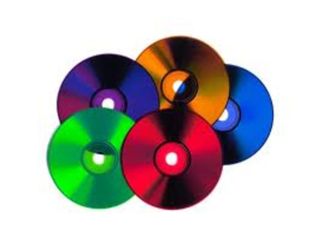 El CD (Compact Disc)