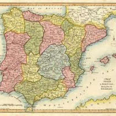 ESPANYA S.XIX timeline