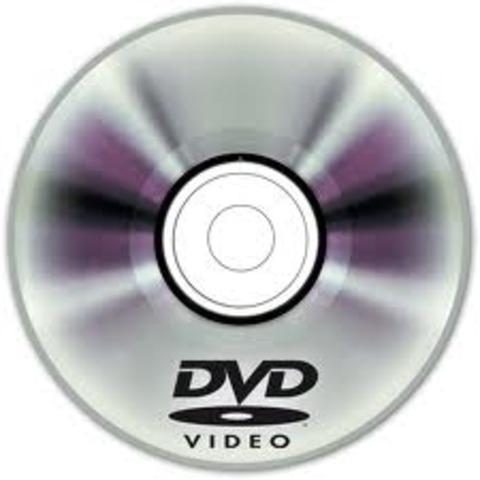 El DVD (Digital Versatile Disc)