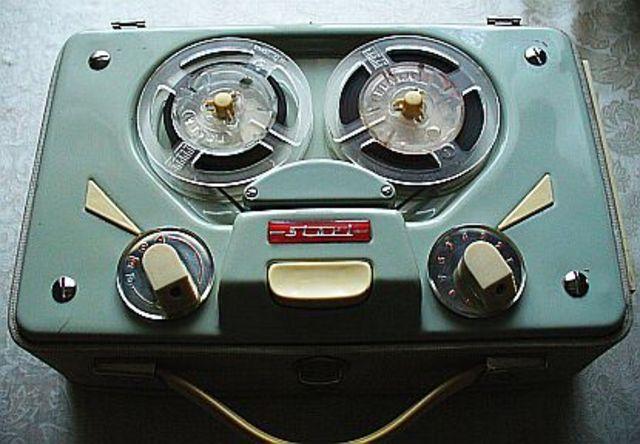 La grabadora