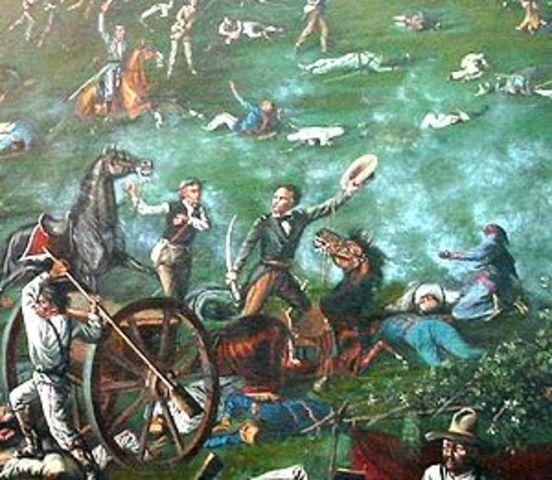 War of Texas Independence Contd.