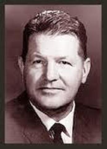 Governor Edwin L. Mechem resigned