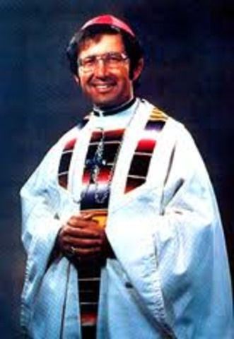 Robert Fortune Sánchez was named the tenth archbishop of Santa Fe