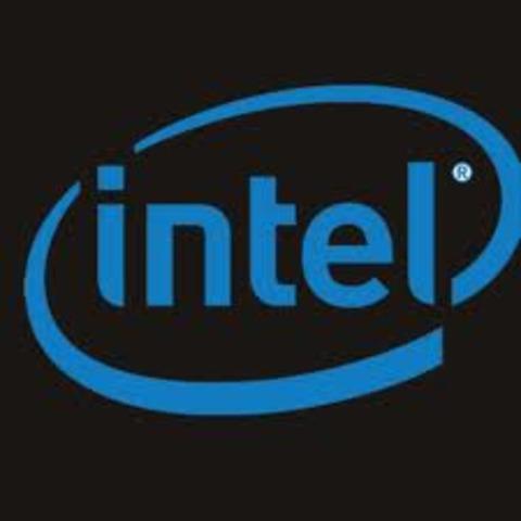 Construction work began on the Intel