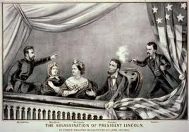U.S. Civil War Contd.