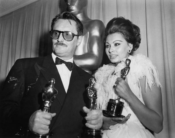 """Ha ricevuto il Premio Oscar Come Miglior Film Straniero per """"Ieri, Oggi, Domani"""""""