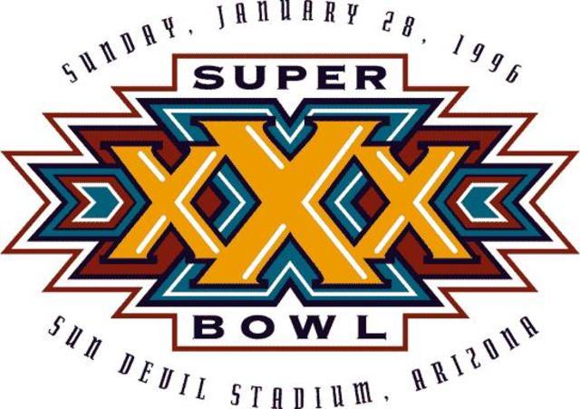 Super Bowl XXX Steelers LOST