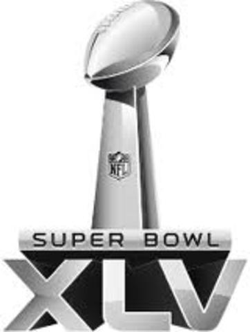 Super Bowl XLV Steelers LOST