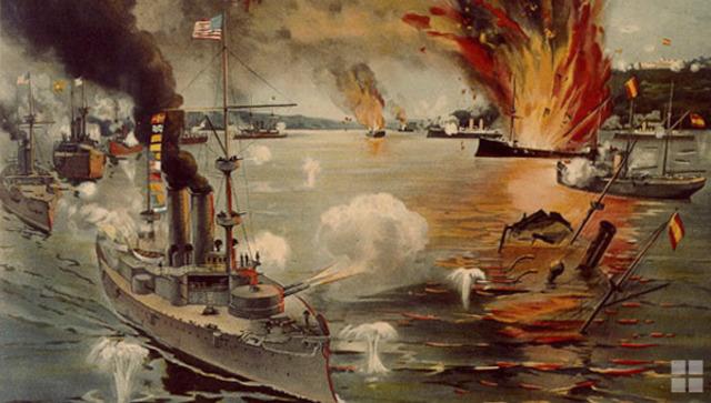 Desastre del 98 o Guerra Hispano-Americana