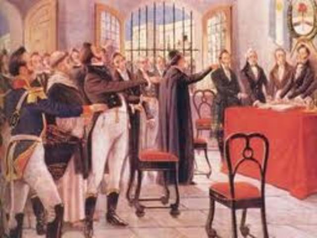 Independència del virreinat de la Plata (Argentina)