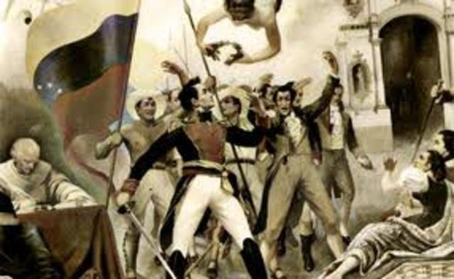 Independència de Colombia