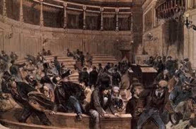 Cop d'estat del general Pavía