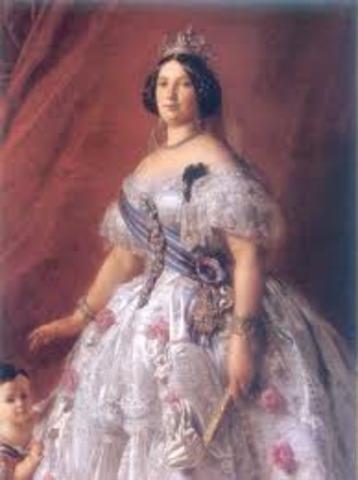 Neix Isabel II