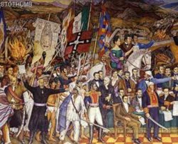 Independència de Mèxic