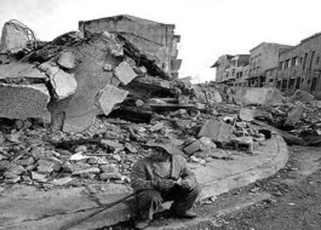 Chile - Valdivia Erthquake