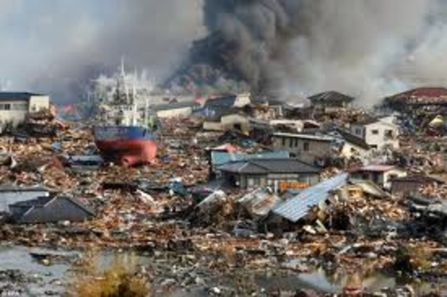 Japan - Tōhoku Earthquake
