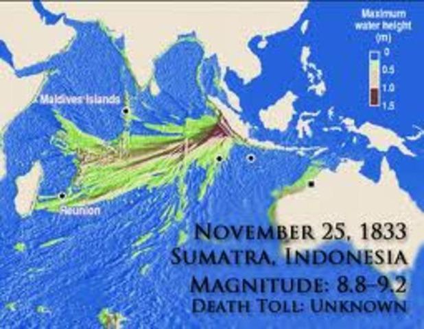 Indonesia - Sumatra Earthquake
