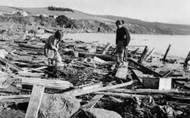 Alaska - Rat Islands Earthquake