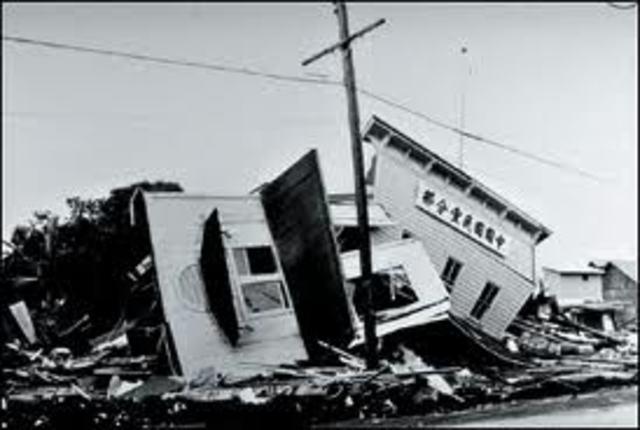 Alaska - Aleutian Islands Earthquake