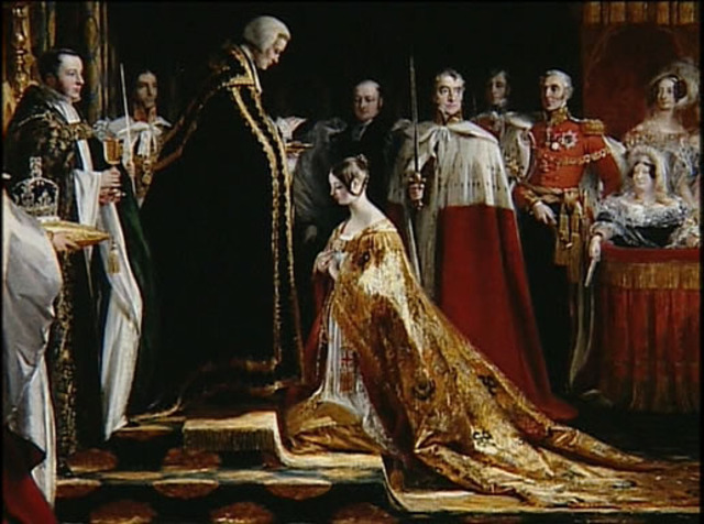 Victoria become queen