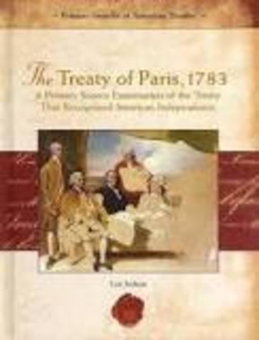 Treaty of Paris(1783)