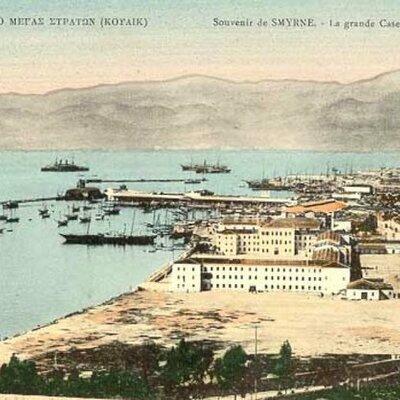 Η Ελλάδα την περίοδο 1897-1923 timeline