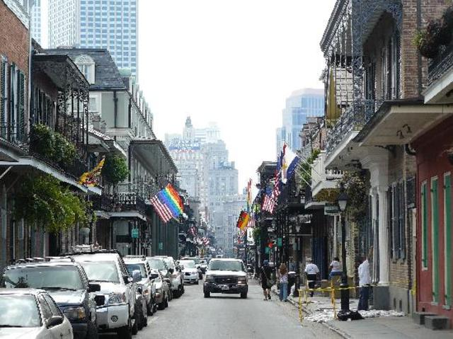 Founding of New Orleans