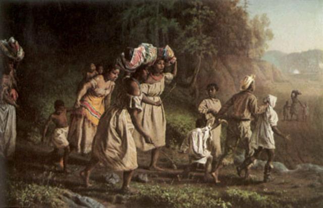 """""""Underground Railroad"""" Aid"""