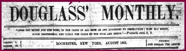 Douglass' Monthly