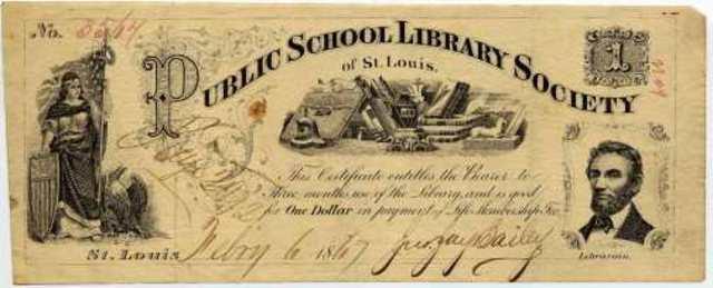 Public School Library Society