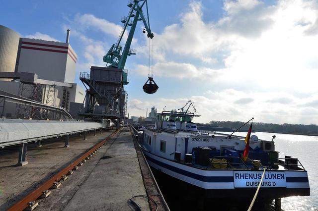 Das Kraftwerk ist fertig - noch 2012 soll es Strom erzeugen