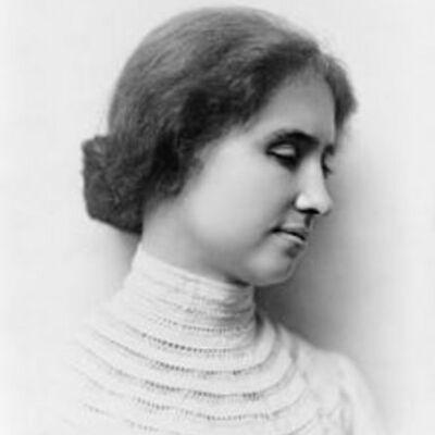 Helen Keller via. Alyssa P. 2 timeline