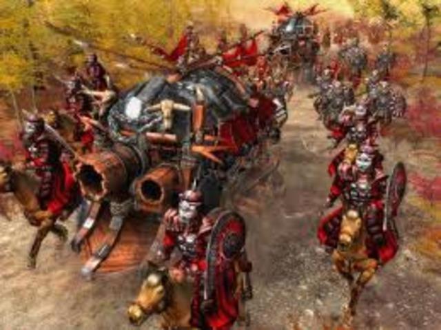 Batu attacks Russia with Golden Horde